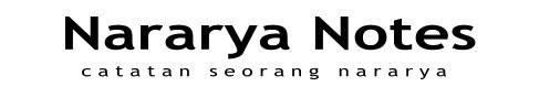 Nararya Notes