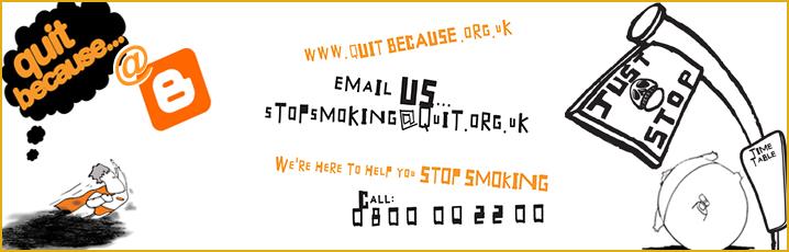 quit because...