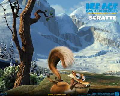 Ice Age 3 Wallpaper 7