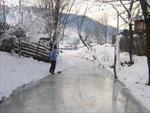 Peisaje foarte superbe de iarna