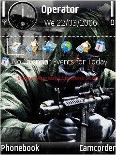 n80 Nokia teme