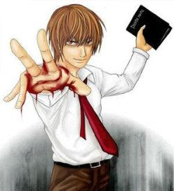 avatare super cool light yagami