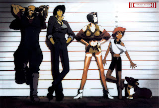 Wallpapers desktop Cowboy Bebop