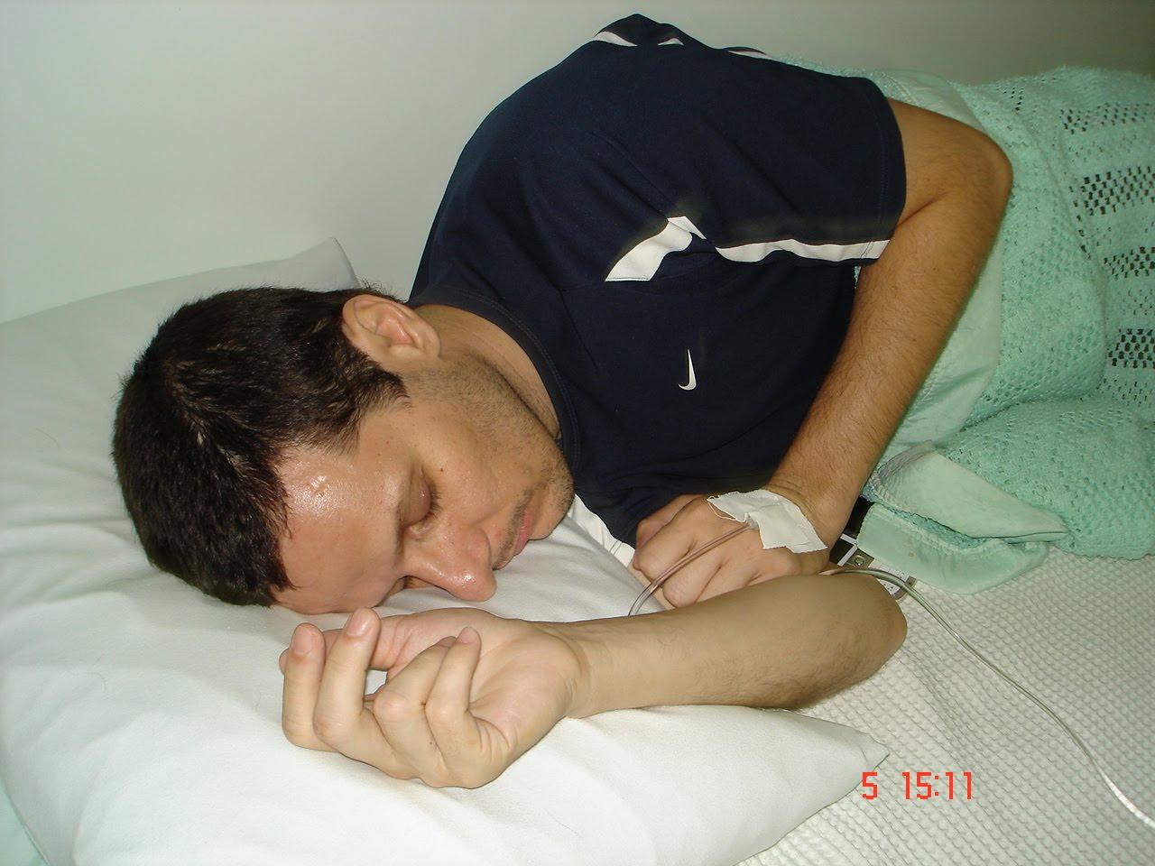 Foto de fungo em tratamento de pé