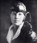 Amelia Earhart (1897 - 1937)