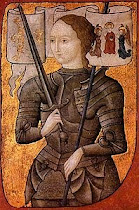 Joana D'Arc (1412 - 1431)