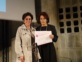 Anna Claudia Queiroz-Premiação