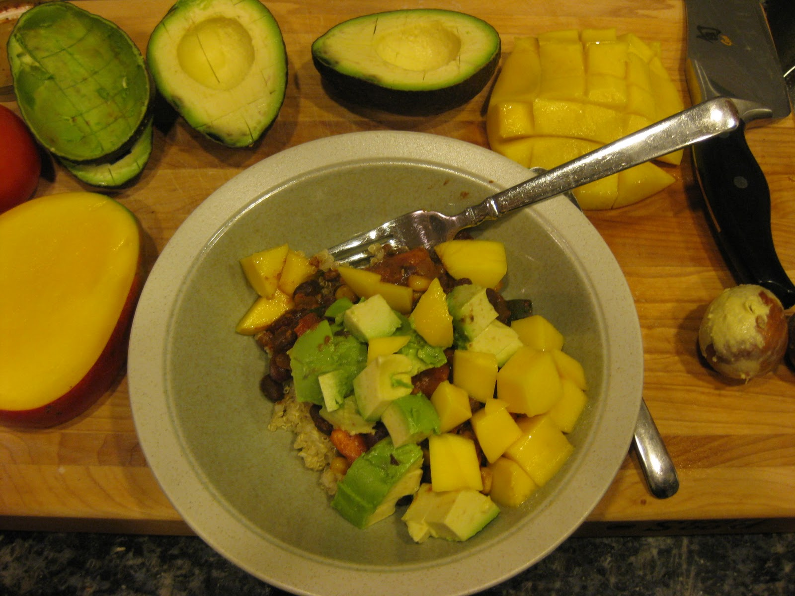  Black Bean & Mango Tacos: Detox Recipe 7 of 21