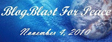 Blog Blast for Peace
