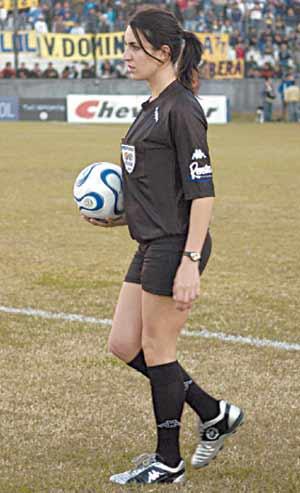 El futbol es para nenas