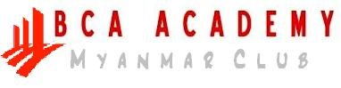 BCA Academy Myanmar Club