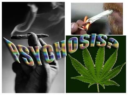 quit smoking weed psychosis