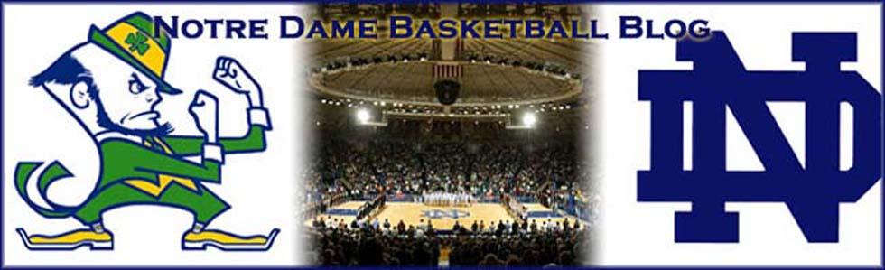 Notre Dame Basketball Blog