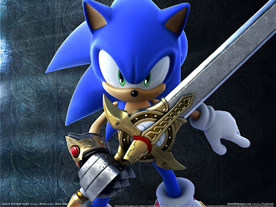 Sonic The Hedgehog Wallpaper