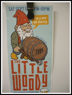 Little Woody Beer Fest Flyer