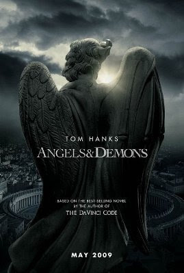 Angels and Demons poster trailer movie mistake error