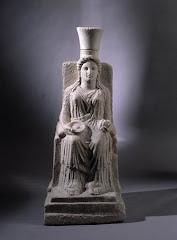 HERA ARGIVA (Museo di Paestum)