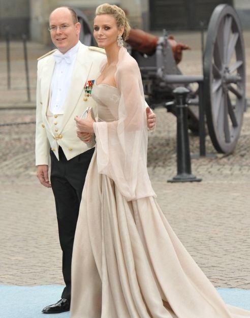 Mad for Monaco: The Swedish Royal Wedding