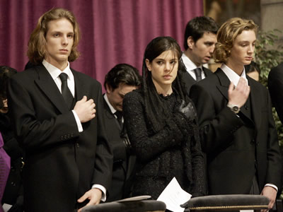 monaco royal family. Mad for Monaco: February 2011