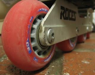 roller hockey skate
