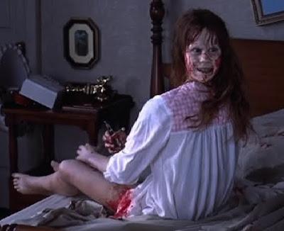 The Exorcist Girl