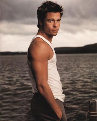 Brad Pitt Sexy Pictures