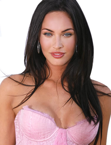Celebrity on Megan Fox Sexy Celebrity