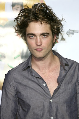 Robert Pattinson Sexy Man
