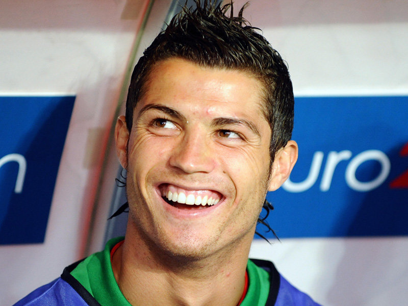 cristiano ronaldo hairstyle pics. the mark C+ronaldo+haircut