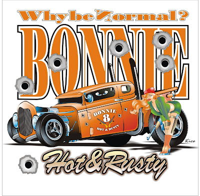 BONNIE HOT RUSTY