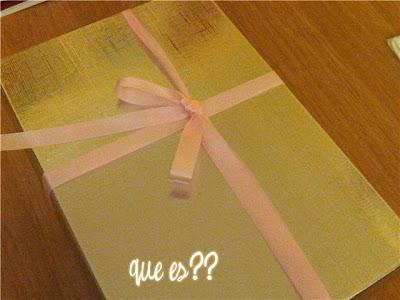 SOY EL AMIGO SECRETO DE.....!! Caja