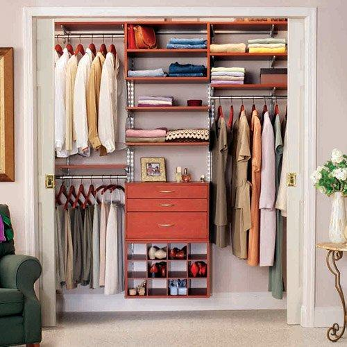 TYPES OF CLOSETS: Storage closets are required for various purposes in ...