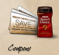 Taster's Choice Coupons