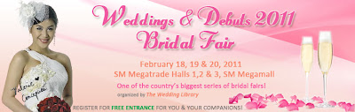 2011 Wedding and Debut Fair