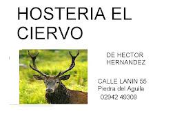"""HOSTERIA """"EL CIERVO"""""""