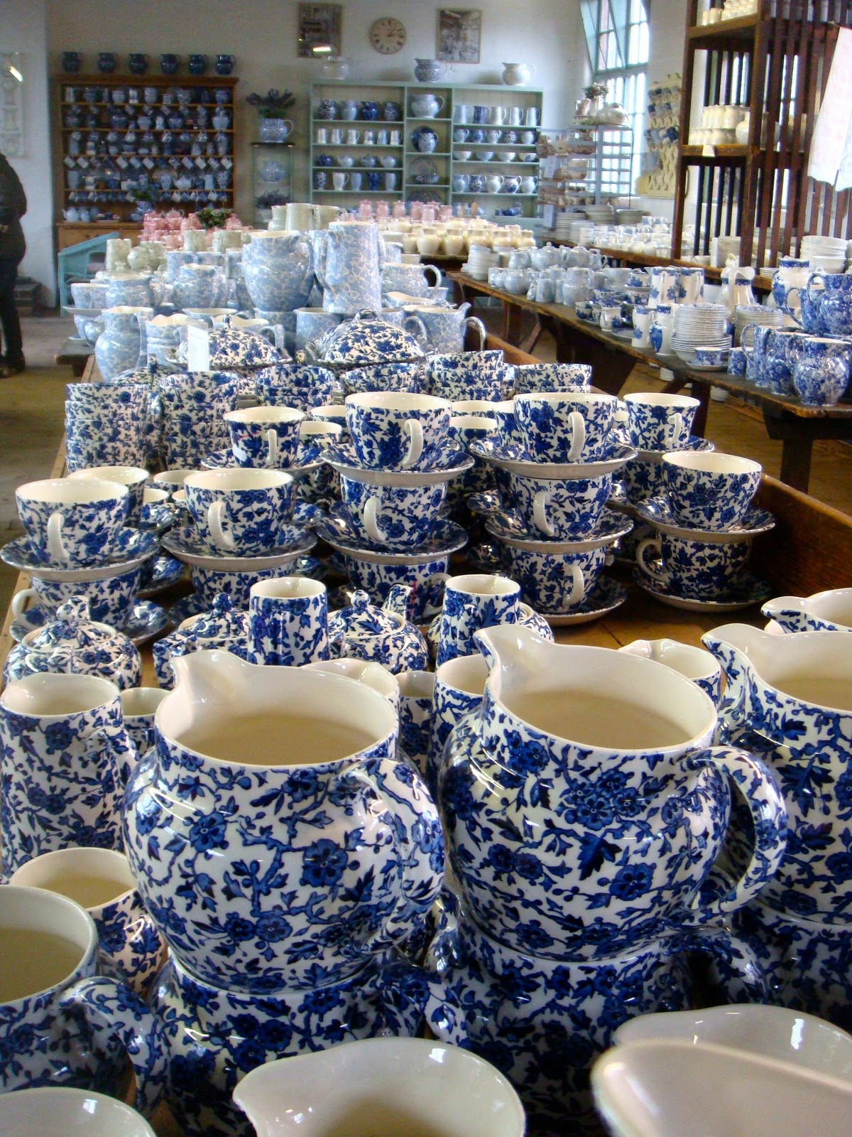 A Tale Of Two Cities Field Trip To The Potteries