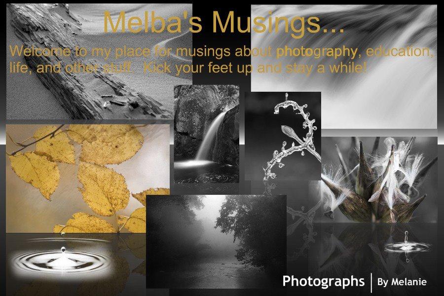 Melba's Musings