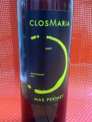 Clos Maria Blanc 2007