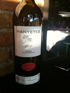 Manyetes 2007. DOQ Priorat