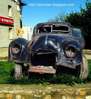 раритет, старые машины, развалюха