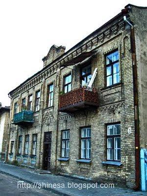 старые дома в Гродно, дома, старые, Гродно