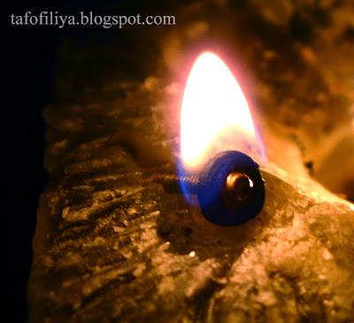 свеча, свечка