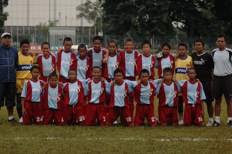 Skuad Timnas Indonesia U-13 Tahun 2005