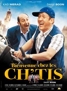 Bienvenue Chez les ch'tis - Poster