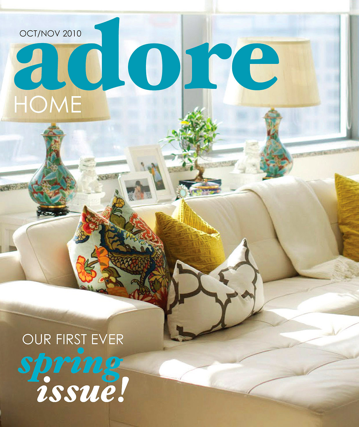 New New New Adore Online Decor Mag Is Live Table Tonic