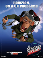 Houston, we have a problem! - Space Chimps