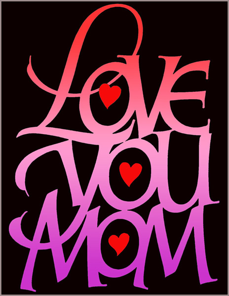 funny love you images. i love you mom funny. i love