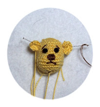 Teeny, Tiny Thread Bears