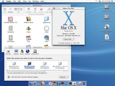 Apple Mac OS X 10.5 Leopard download