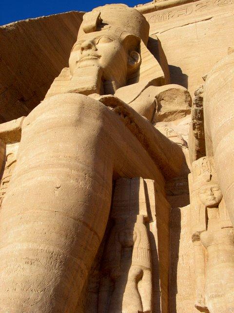 Abu Simbel, Ramses II
